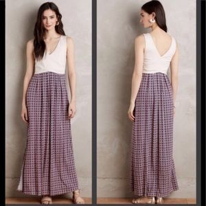 Anthropologie Maeve maxi dress